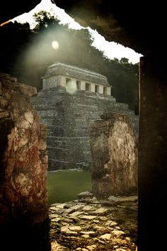 The name Palenque is not a Mayan word, but the Spanish word for a palisade or fence and comes from the name of the nearest town