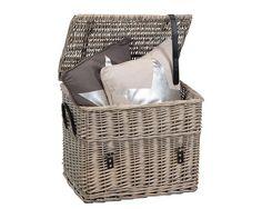 Koffer Harold: handige opberger voor een stoer interieur. Verkrijgbaar in 2 maten #HomeLabel