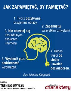 Jak zapamiętywać, by pamiętać? Team Motivation, School Motivation, Study Motivation, Colleges For Psychology, Languages Online, Anatomy Study, Ways Of Learning, School Staff, School Subjects