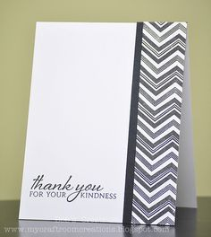 Love this card/layout  Papertrey Ink PTI clean and simple