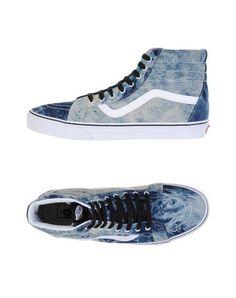 VANS High-tops. #vans #shoes #ハイカットスニーカー