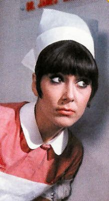 Anita Harris in Carry On Doctor