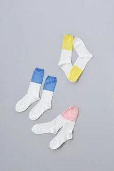naruse : pastel color socks