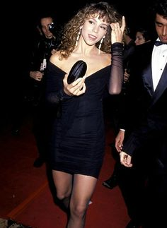 Mariah Carey in 1991 #LBD