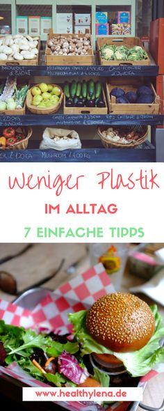 Wusstest du, dass in Deutschland jede Minute etwa eine Tonne Plastik ins Meer gelangt? Deutschland ist tatsächlich der größte Plastikproduzent Europas! Heute zeige ich dir 7 leicht umsetzbare Tipps, mit denen du für weniger Plastik im Alltag sorgen kannst und damit nachhaltiger lebst. Außerdem verrate ich, wie das Plastik überhaupt ins Meer gelangt. Für mehr Nachhaltigkeit!