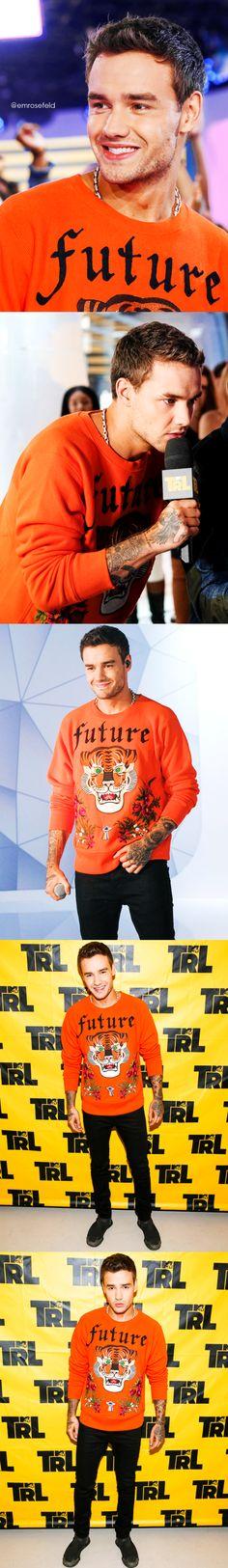 Liam Payne   at MTV Studios 10.11.17   emrosefeld  