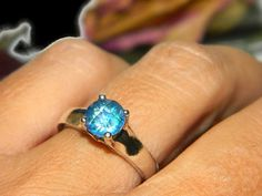 Cassiopeia Ring Engagement Ring Proposal by JewelrybyDecember67