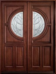 Wood Door - in-Stock
