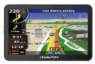 NAVON N670 Plus + iGO Primo Teljes EU térkép (élettartam frissítés)