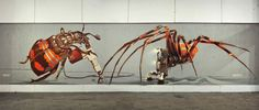Incredible Street Art by Remo Lienhard » Design You Trust. Design, Culture & Society.