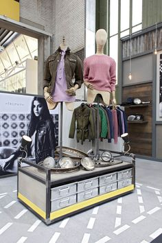 Bread & Butter Berlin 2013 Summer – BARBOUR by Shed