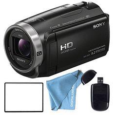 Sony HDR-CX675 Full HD Handycam Camcorder
