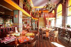 Popocatepetl - Mexican restaurant - Nice little harbor - Fajitas - Great value