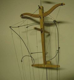 marionette puppet workings