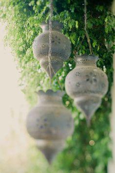 #lantern  Photography: onelove photography - onelove-photo.com/ Floral Design: Brown Paper Design - brownpaperdesign.com