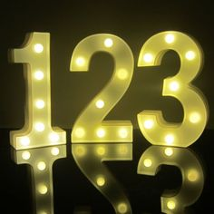 Light Up Marquee Lamps in the shapes of Letters and Numbers. Lighted Marquee Letters are battery powered and over 8 inches tall. Make your own message to display with bright light up marquee letters and numbers. Light Up Marquee Letters, Party Like Its 1999, Church Events, Led Candles, Letters And Numbers, Lamp Light, Lamps, Lights, Lettering