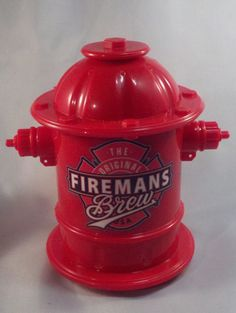 Fireman's Brew - Fire Hydrant Bottle Opener   These Bottle Openers work like magic! Just pop it over the top of your bottle - push down and pull up - and voila off comes your bottle cap. A fun conversation piece, the Fire Hydrant Bottle Opener makes for a great gift for your favorite firefighter.   Cost: $10     http://www.firemansbrew.com/product-fire-hydrant-bottle-opener