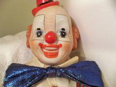 Vintage Bring In The Clowns  Victoria Implex by CarolinaJay, $18.95