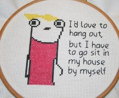 Hyperbole and a half is my favorite.