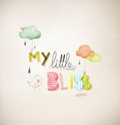 ♥♥ My Little Bliss ♥♥   My Little Fabric