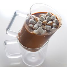 Fernet Hot Chocolate with Angostura Bitters