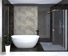3D látványterv Imola The Room burkolattal #3dlátványterv #3dlátványtervezés #baustyl #lakberendezes #lakberendezesiotletek #stylehome #otthon #homedecor #inspiration #design #homeinspiration #interiordesign #interior #elevation #3dplan #bathroom #bathtub #shower #Imola #ImolaTheRoom #tiles 3d Visualization, Bathroom Ideas, Bathtub, Home Decor, Standing Bath, Bathtubs, Decoration Home, Room Decor, Bath Tube