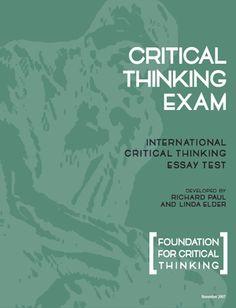 International Critical Thinking Test