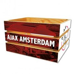 Fietskratje Ajax
