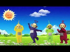 Teletubbies Wallpapers Wallpapers