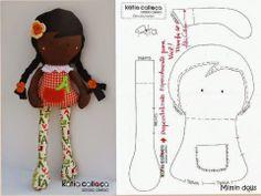 boneca serelepe