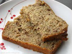 Healthy Banana Bread, Gluten Free
