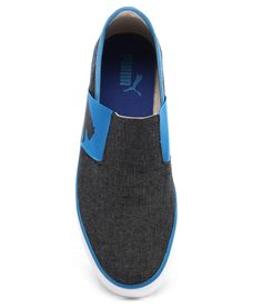 Puma Lazy Slip On Dp Black