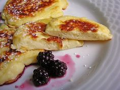 Quark-Rosinen-Plinsen, ein sehr leckeres Rezept aus der Kategorie Dessert. Bewertungen: 61. Durchschnitt: Ø 4,5.