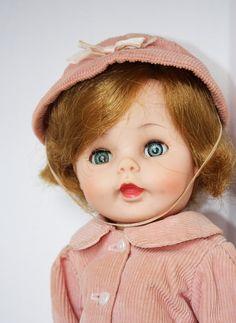 1960s Madame Alexander Caroline Kennedy doll baby doll