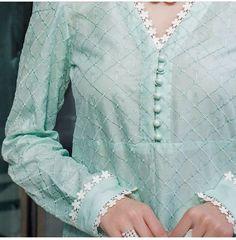 Best 12 Kurti designs for stitch – Page 133700682673498425 – SkillOfKing. Kurti Sleeves Design, Sleeves Designs For Dresses, Kurta Neck Design, Neck Designs For Suits, Blouse Neck Designs, Sleeve Designs, Salwar Designs, Kurta Designs Women, Kurti Designs Party Wear