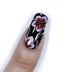 Nail Art Blog, Nail Art Videos, New Nail Art, Nail Art Hacks, Elegant Nail Designs, Creative Nail Designs, Creative Nails, Nail Art Designs, Fabulous Nails