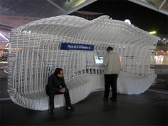 LED Bus Stop