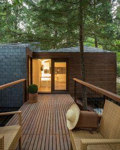 Eco Houses - Pedras Salgadas - Spa & Nature Park