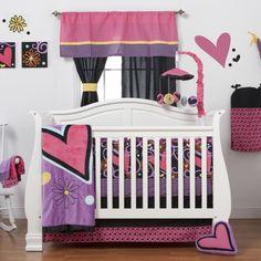 Sassy Shaylee Crib Bedding Set