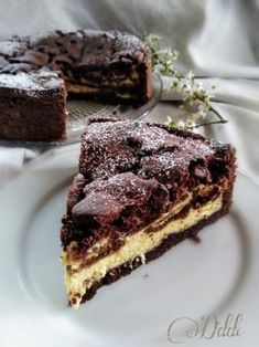 Torta-crostata Tiramisù al forno - - Flora Barbaria Easy Cake Recipes, Sweet Recipes, Cookie Recipes, Dessert Recipes, Great Desserts, Delicious Desserts, Yummy Food, Cake Cookies, Cupcake Cakes