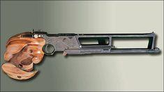 銃口が跳ね上がらない幻の射撃競技用ピストル「MC-3」 - DNA
