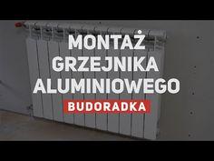 Montaż grzejników aluminiowych - Remont mieszkania #5 - YouTube Youtube, Instagram, Decor, Decoration, Decorating, Youtubers, Youtube Movies, Deco
