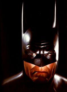 Batman. Ilustración de Alex Ross