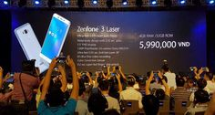 Asus a lansat Zenfone 3 Laser și Zenfone 3 Max