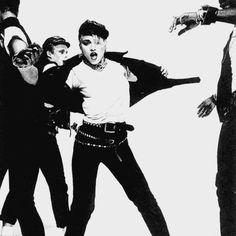 1982 Madonna by Beth Baptiste