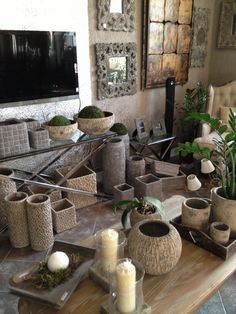 Special Promotion, Garden Spaces, Boards, Trends, Table Decorations, Spring, Summer, Inspiration, Furniture