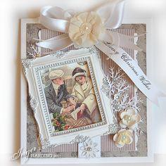 Inger Harding: CHRISTMAS CARDS  amazing !!!!!!!!!!!