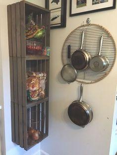 grill grate pot holder, organizing, repurposing upcycling, storage ideas