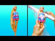 25 LIFE HACKS WITH DOLLS AND TOYS - YouTube