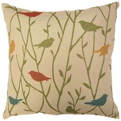 Darby Home Co Milsent Knife Edge Cotton Throw Pillow